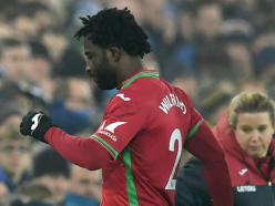 Swansea unlucky with Newcastle draw, says Bony