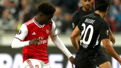 Arsenal hero Saka credits Ljungberg for rapid rise