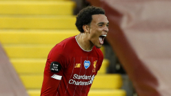 Alexander-Arnold wins Premier League Young Player of the Season award ahead of Man Utd trio