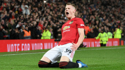 Matic backs McTominay to become Manchester United legend