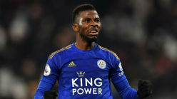 Iheanacho: Leicester City star extends FA Cup scoring record