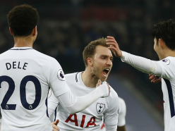 Eriksen & Son happy at Tottenham amid contract rumours