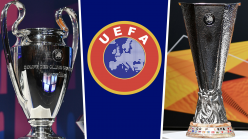Abandoning domestic competitions is premature and unjustified, claims UEFA