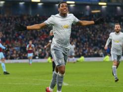 Burnley 0 Manchester United 1: Martial keeps up winning run
