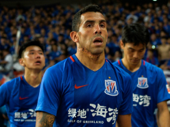 Tevez laughs off disastrous China stay: