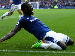 Oumar Niasse rescues Everton against West Bromwich Albion