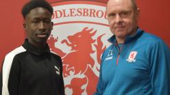 Gitau: Middlesbrough FC sign Kenya