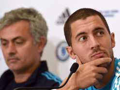 Mourinho: I would love Hazard at Man Utd