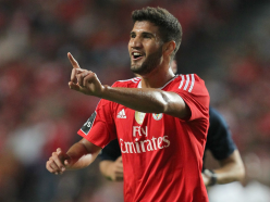 Inter bring in defender Lopez from Benfica