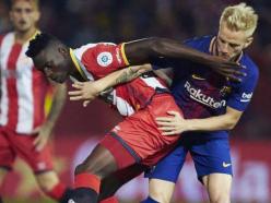 Michael Olunga makes La Liga Team of the Week