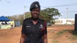 Coronavirus: Black Queens star Dumehasi joins Ghana Police Service to fight pandemic