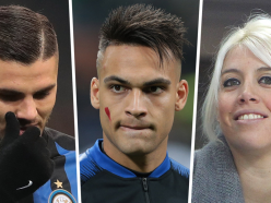 Keeping up with the Icardashians! Is Lautaro Martinez ready to take advantage of Inter soap opera?