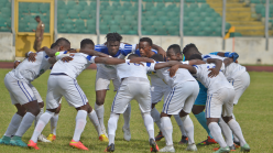 Berekum Chelsea and Aduana Stars share spoils in top-of-the-table clash