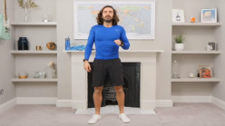 Who does Joe Wicks support? The Body Coach