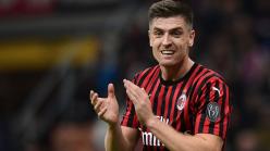 Man Utd & Spurs offered hope in Piatek pursuit as Milan striker's father opens transfer door