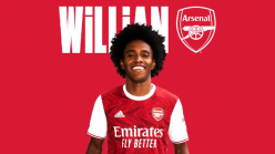 Video: Arsenal confirm Willian free transfer