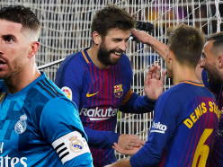 Pique reveals how Barcelona stars troll Real Madrid rivals on secret WhatsApp group