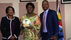 Samoura: Fifa secretary-general on two-day visit to Uganda