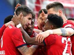Bayern Munich 1 Hertha Berlin 0: Martinez sends champions level at top