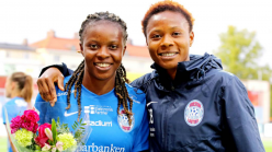 Coronavirus: Ayinde and Okobi continue training with Eskilstuna United amid pandemic