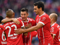 Blow for Bayern as Lewandowski and Hummels ruled out of Leverkusen clash