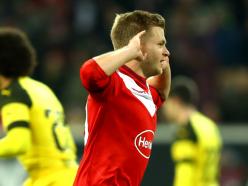 Fortuna Dusseldorf 2 Borussia Dortmund 1: Bundesliga leaders suffer shock first loss