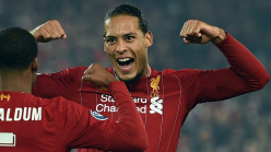 Van Dijk reveals how Klopp keeps him grounded as Liverpool star waits on Ballon d'Or vote