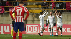 Atletico Madrid knocked out of Copa del Rey by third-division side Cultural Leonesa
