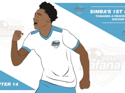 We Are Young Bafana: Simba's first step towards a professional soccer career