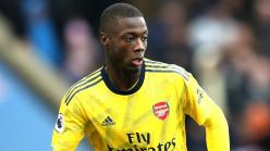Saka & Nketiah on target as Arsenal beat Bournemouth