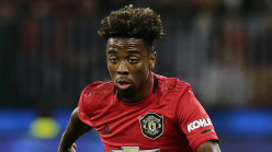 Gomes waiting for chance amid Man Utd future questions of teenage winger