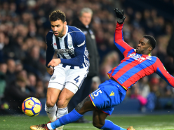 Crystal Palace's Jeffrey Schlupp set for surgery