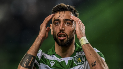 Man Utd move for Bruno Fernandes off as Sporting refuse to budge on €80m asking price