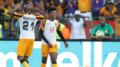 Late Manyama goal fires Kaizer Chiefs to win over Golden Arrows