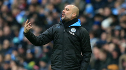 Guardiola calls for greater Man City support after FA Cup win