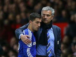 What Mourinho and Hazard