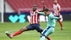Atletico Madrid midfielder Kondogbia tests positive for coronavirus