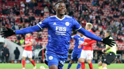 Leicester City's Daka is full of life and plays very much like Vardy – Rodgers