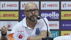 Eelco Schattorie - We completely outplayed FC Goa in the second half