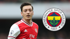 Ozil completes Fenerbahce move to end eight-year Arsenal career