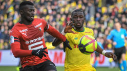 Majeed Waris participates in first training session with Strasbourg
