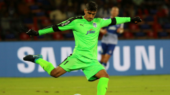 Gurpreet Singh Sandhu: I broke my arm playing Europa League and yet I was smiling