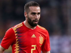 Spain boosted by Carvajal return as Hierro backs De Gea after World Cup blunder