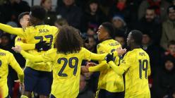 Bournemouth 1-2 Arsenal: Arteta