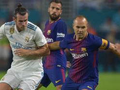 Xavi: Real Madrid don