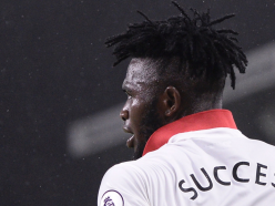 Watford's Isaac Success return to training ahead of Leicester City clash