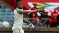 Banda on why Williams should start ahead of Khune for Bafana Bafana