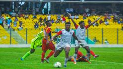 Hearts of Oak coach Odoom explains reason for Asante Kotoko defeat