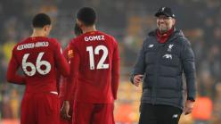 Klopp admits he forgot how big Liverpool