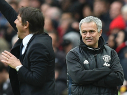 Mourinho tells Conte to stop acting like a victim